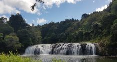Kerikeri Falls Te Araroa Trail