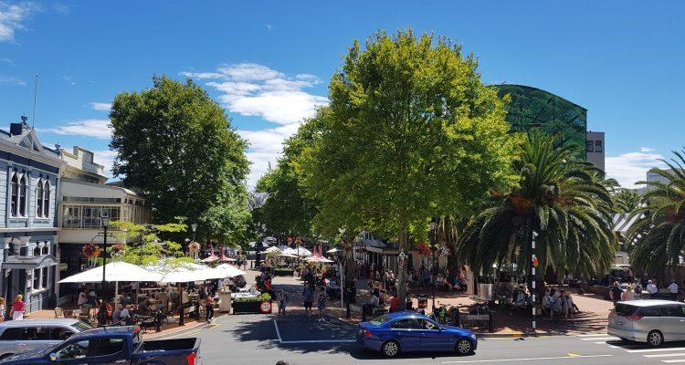 Summer in Nelson
