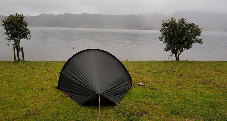 Camping in Rotorua