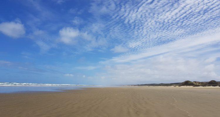 Te Araroa Trail Day 2 - 90 Mile Beach