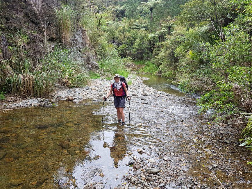 Te Araroa Trail Day 8 - The Mangapukahukahu river