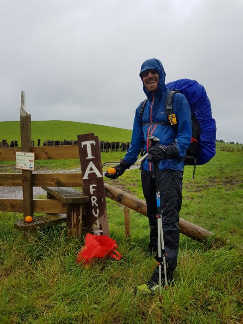 Te Araroa Trail angel