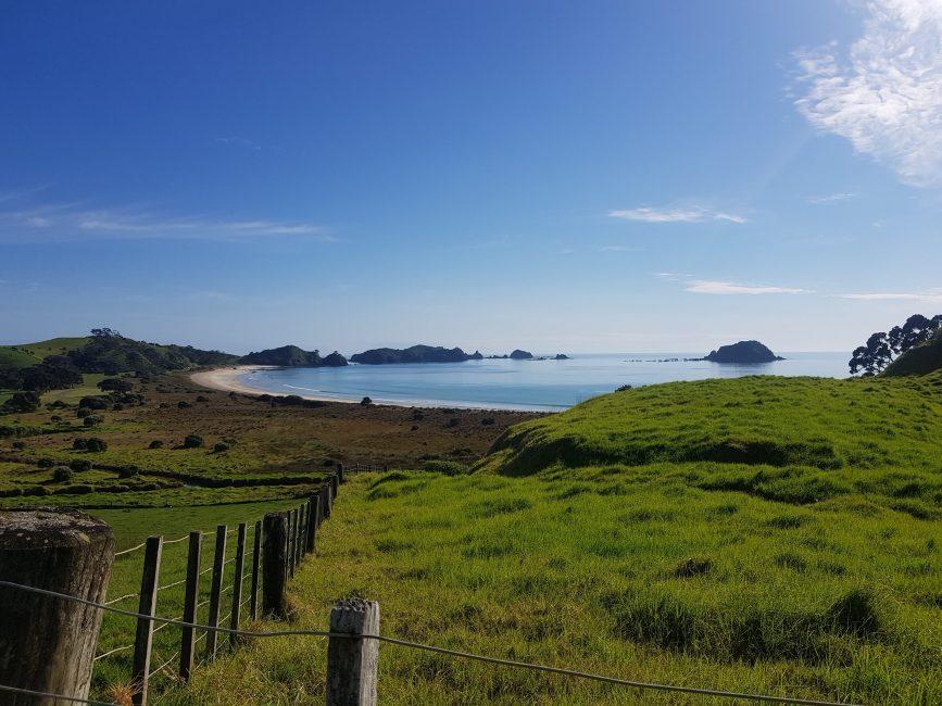 Te Araroa Trail Northland beaches