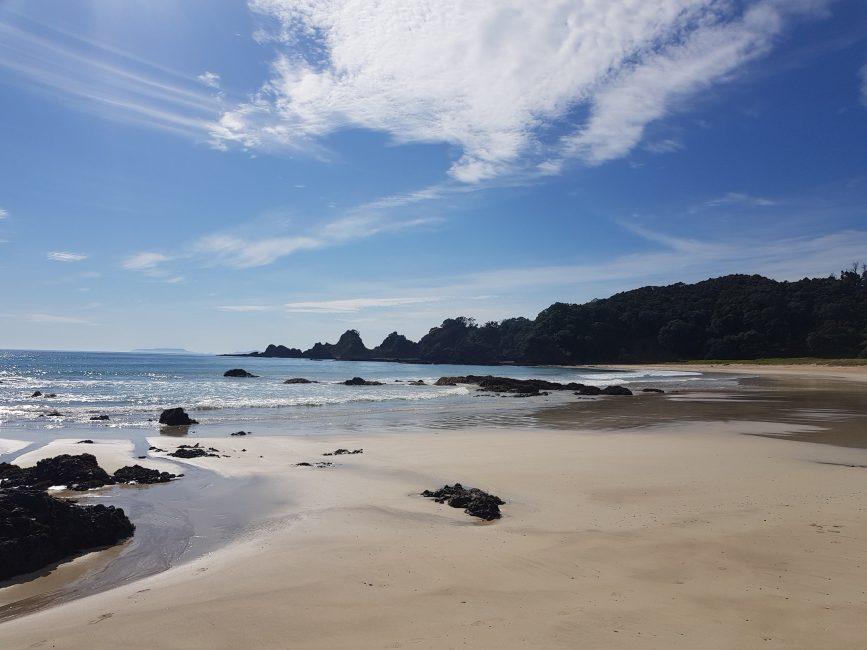Te Araroa Nothland beach