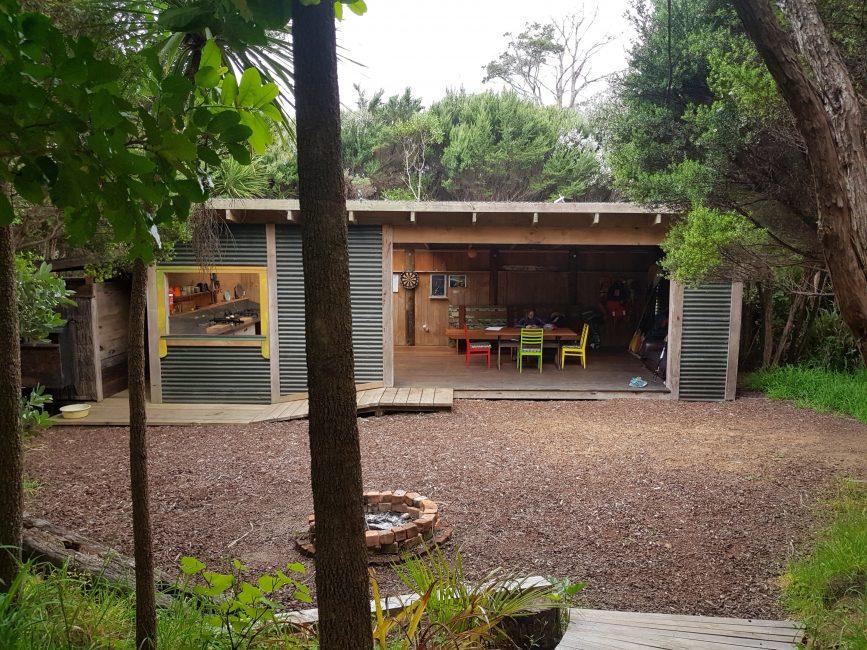 Te Araroa Trail Ngunguru Eco Camp