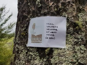 Te Araroa Trail Day 17 - Trail angel goodness