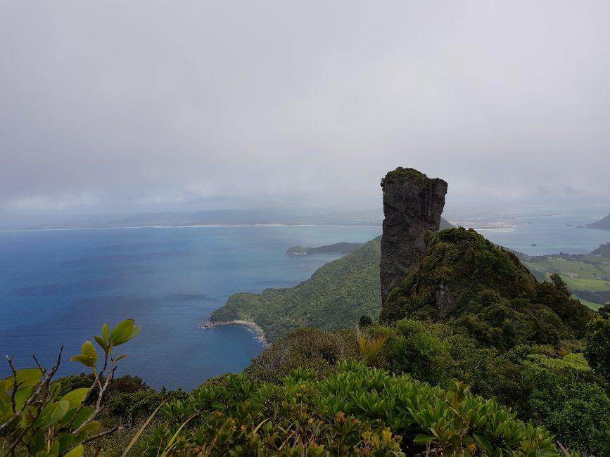 Te Araroa Trail Bream Head Scenic Reserve