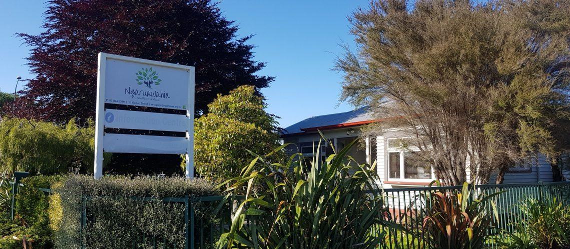 Te Araroa Trail Ngaruawahia Community House