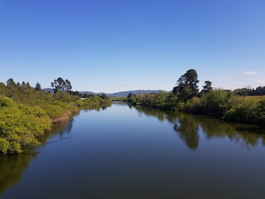 Te Araroa Trail Day 35 - The Waikato River