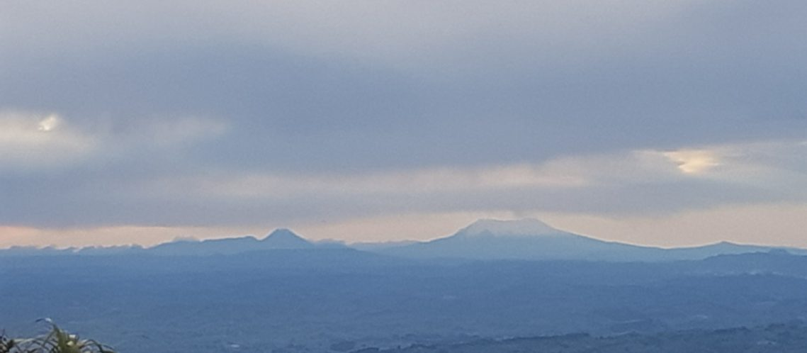 Te Araroa Trail Day 37 - Mount Priongia Views