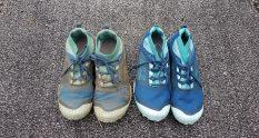 Te Araroa Trail second pair of shoes