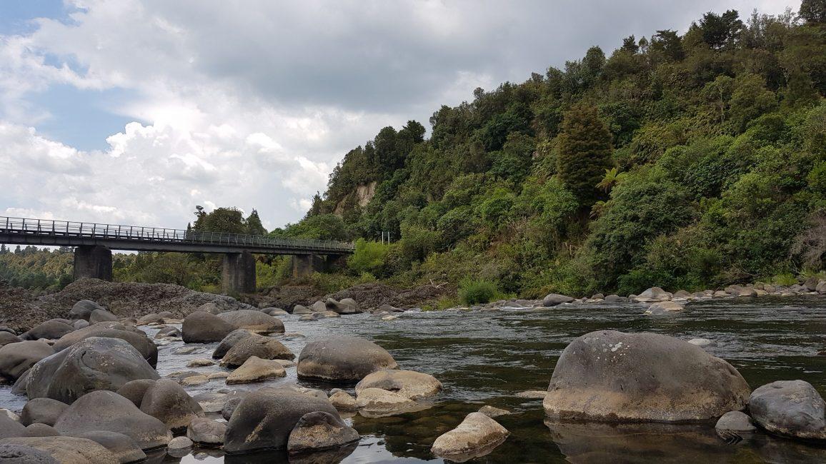 Te Araroa Trail Day 46 - Whakapapa River bed