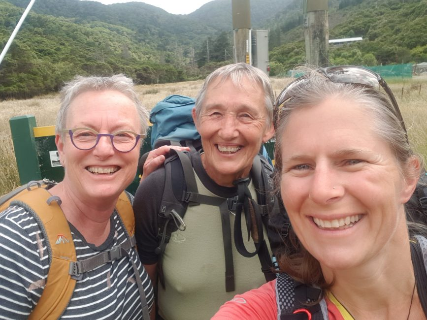 Te Araroa Trail angels