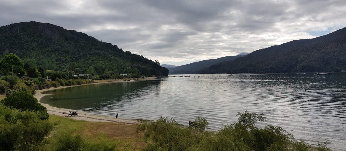 Te Araroa Trail Anakiwa