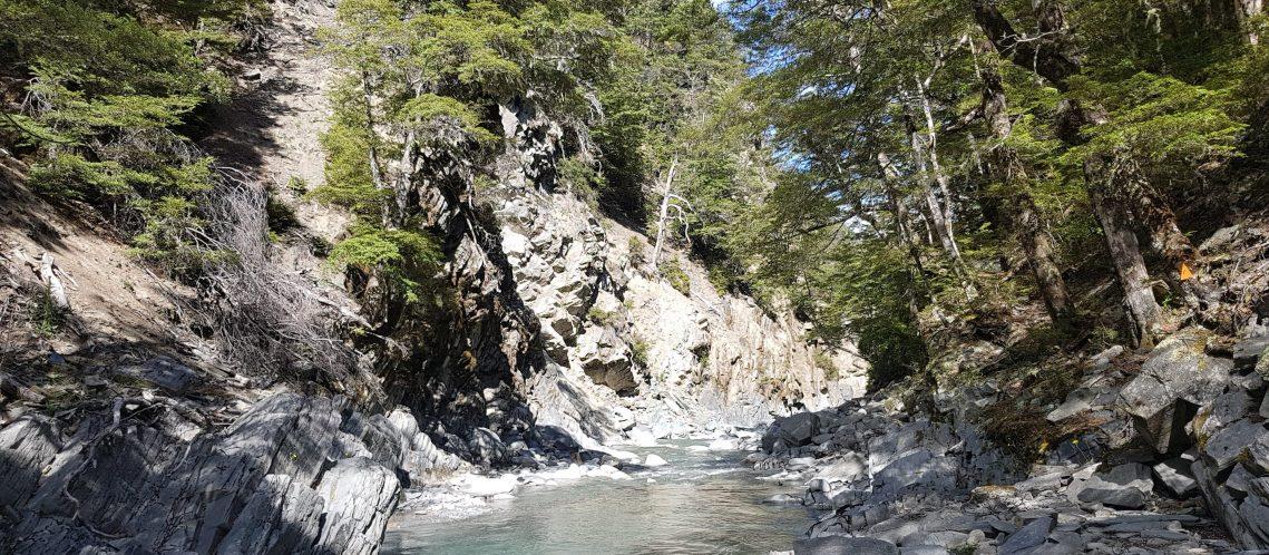 Te Araroa Trail Day 94 - Timaru river valley