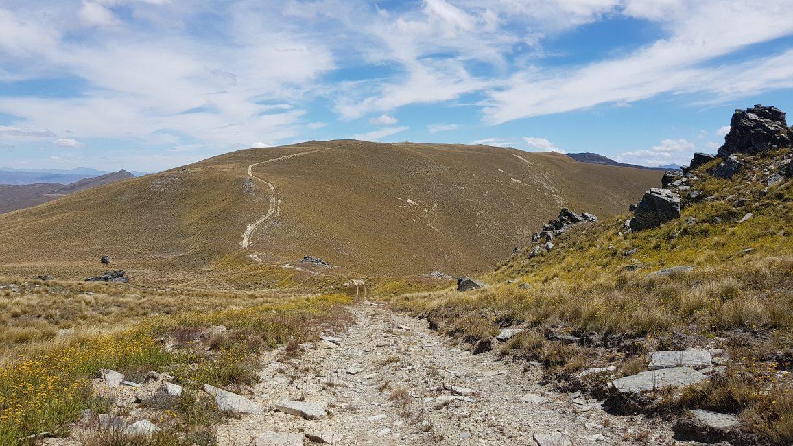 Te Araroa Trail Day 94 - Stody's hut to Breast Hill