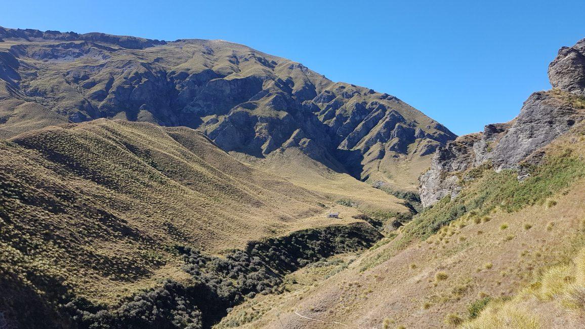Te Araroa Trail Day 99 - From Highland hut
