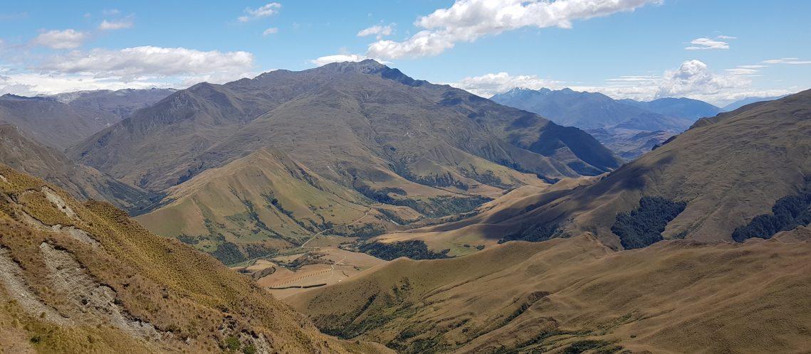 Te Araroa Trail Day 99 - Motatapu Track