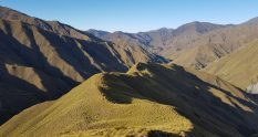 Te Araroa Trail From Roses Saddle