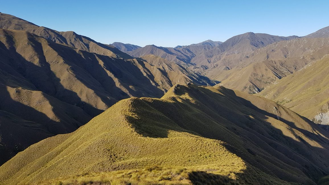 Te Araroa Trail Day 100 - From Roses Saddle