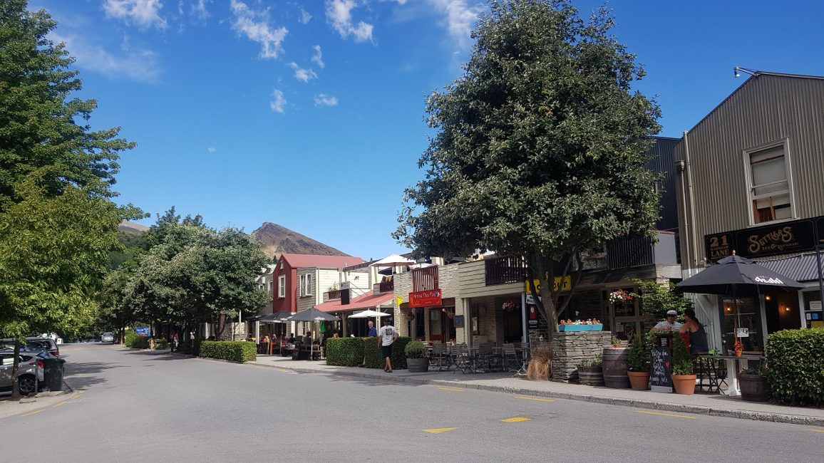 Te Araroa Trail Day 100 - Arrowtown