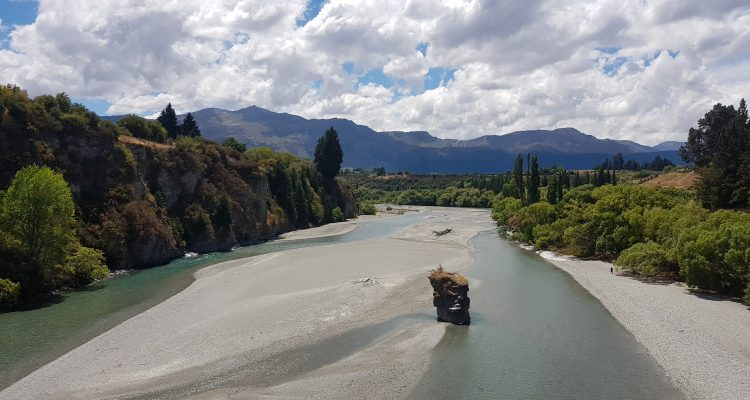 Te Araroa Trail Day 101 - Shotover river