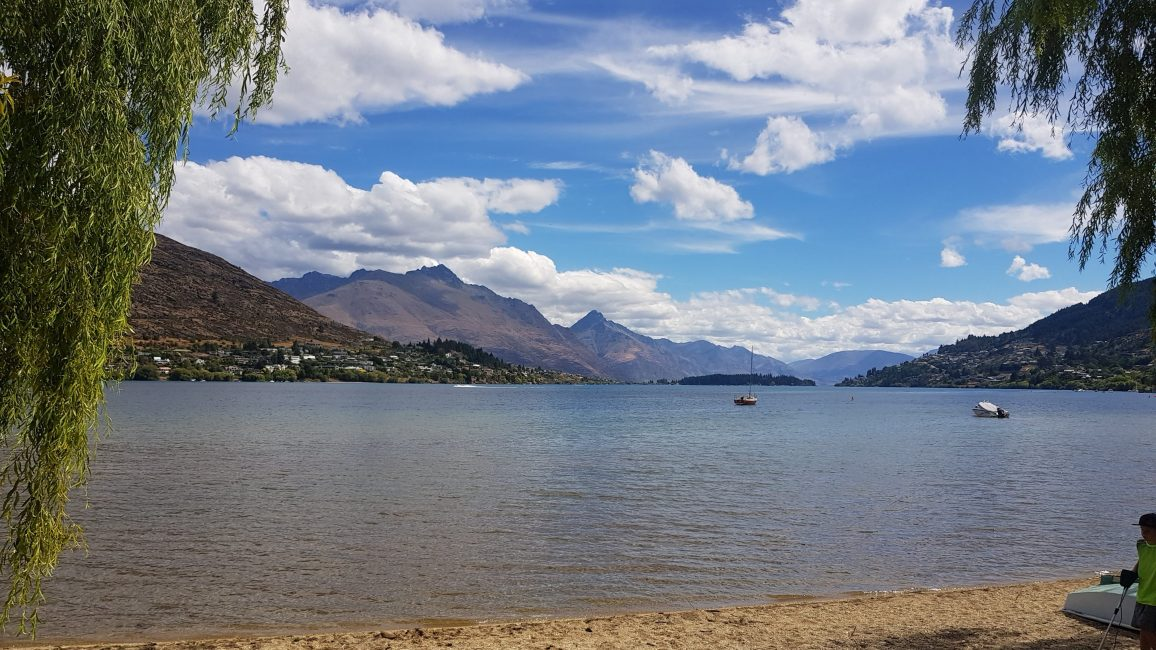 Te Araroa Trail Day 101 - Lake Wakitipu