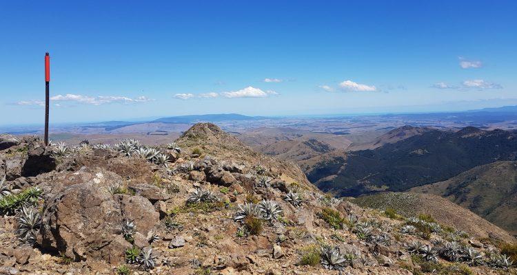 Te Araroa Trail Day 109 - Takitimu tops
