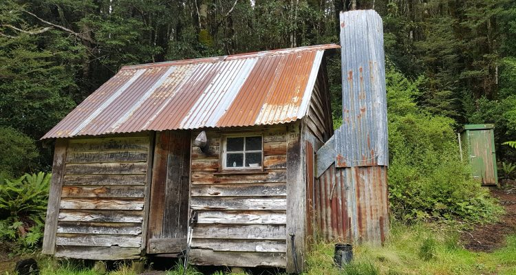 Te Araroa Trail Day 112 - Martin's hut