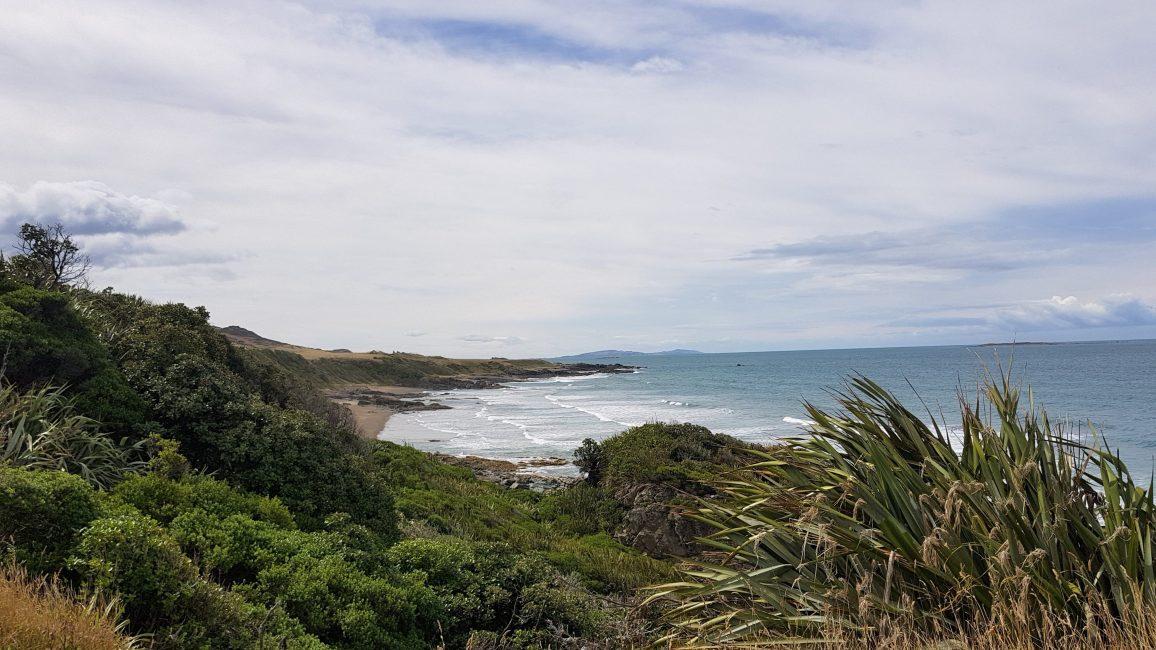 Te Araroa Trail Day 114 - Beautiful Southland beaches