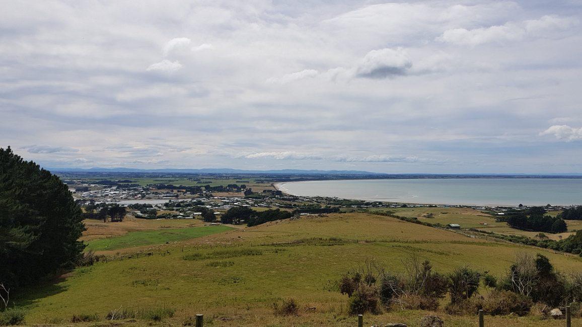 Te Araroa Trail Day 114 - Towards Riverton