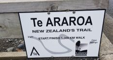 Te Araroa Trail Day 115 - At Bluff