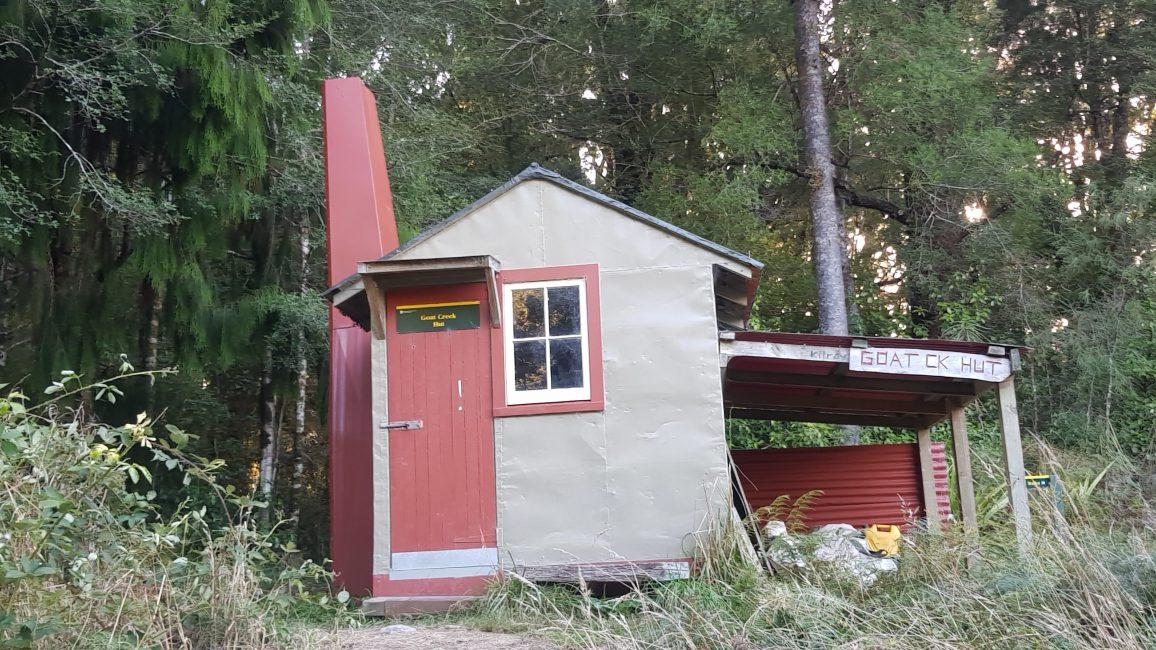Te Araroa Trail Day 118 - Goat Creek hut