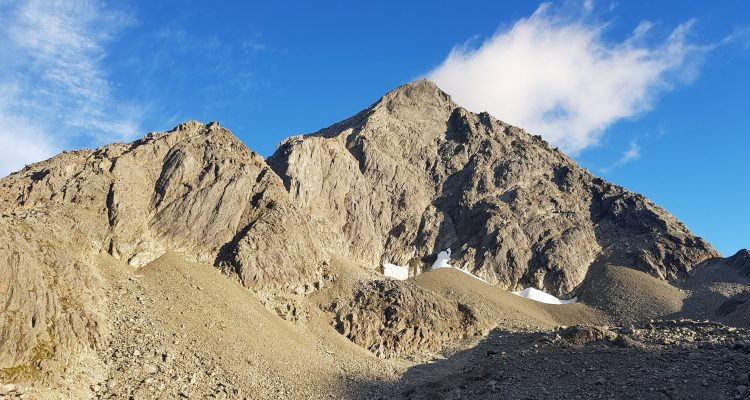 Te Araroa Trail Day 123 - Travers Saddle