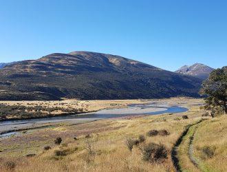 Te Araroa Trail Day 125 - St James's Walkway from Waiau hut