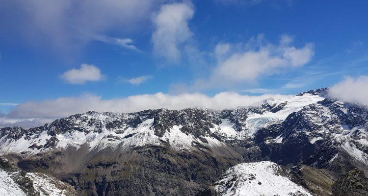 Te Araroa Trail Day 133 - Avalanche Peak
