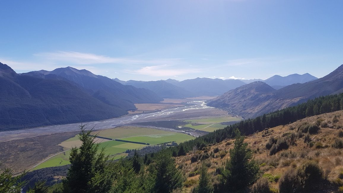 Te Araroa Trail Day 134 - East along the Waimakariri river