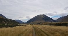 Te Araroa Trail Day 135 - Towards Lake Coleridge
