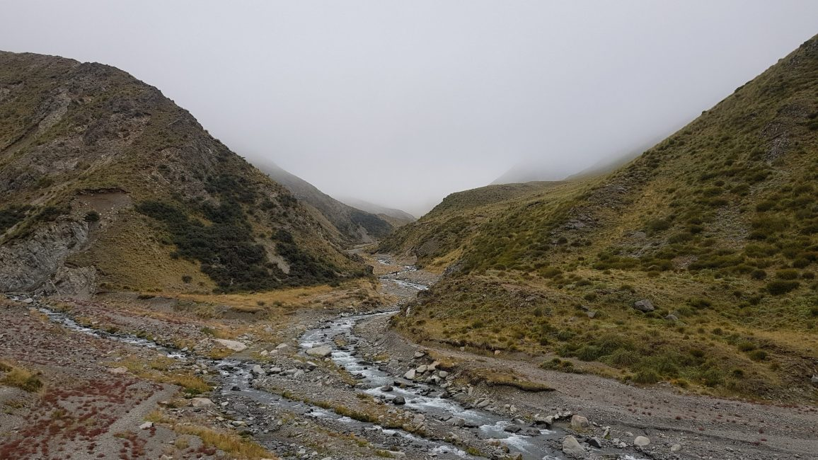 Te Araroa Trail Day 137 - Roundhill Creek