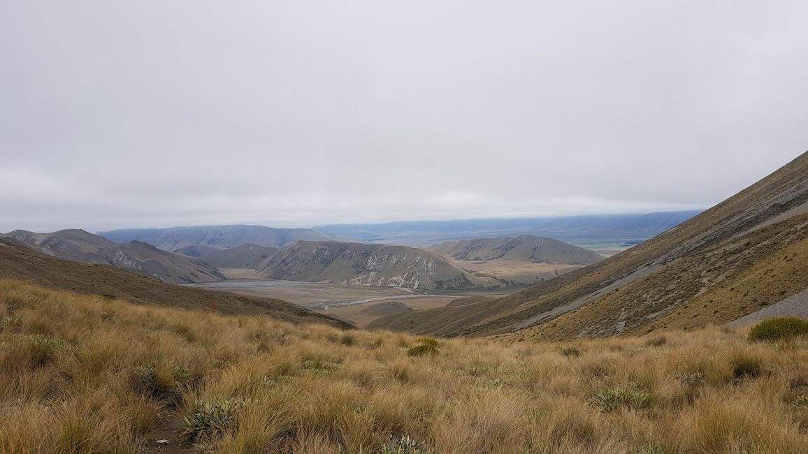 Te Araroa Trail Day 137 - Clent Saddle on to the high country lakes