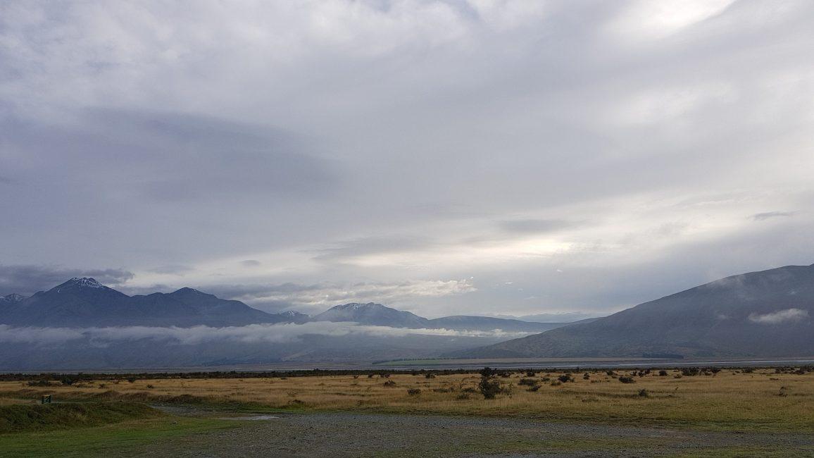 Te Araroa Trail Day 138 - Mesopotamia Station to Bush Stream