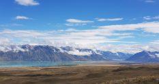 Te Araroa Trail Lake Tekapo