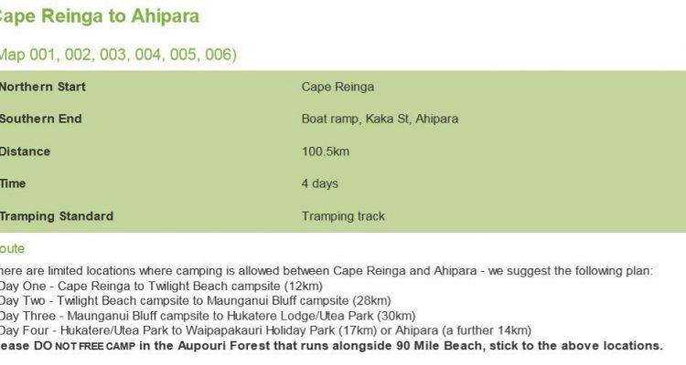 Te Araroa Trail Notes