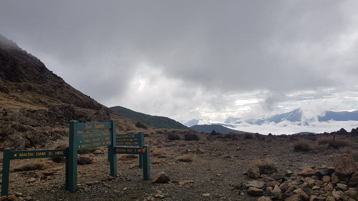 Te Araroa Trail Day 82 - Dun Saddle