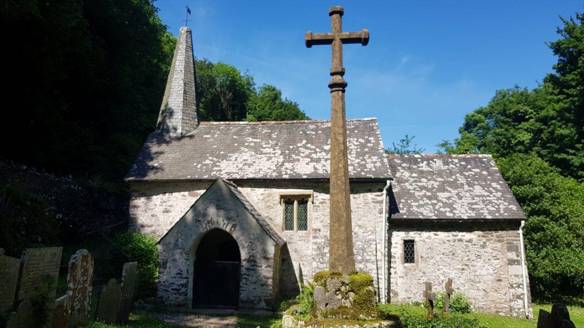 Culborne church