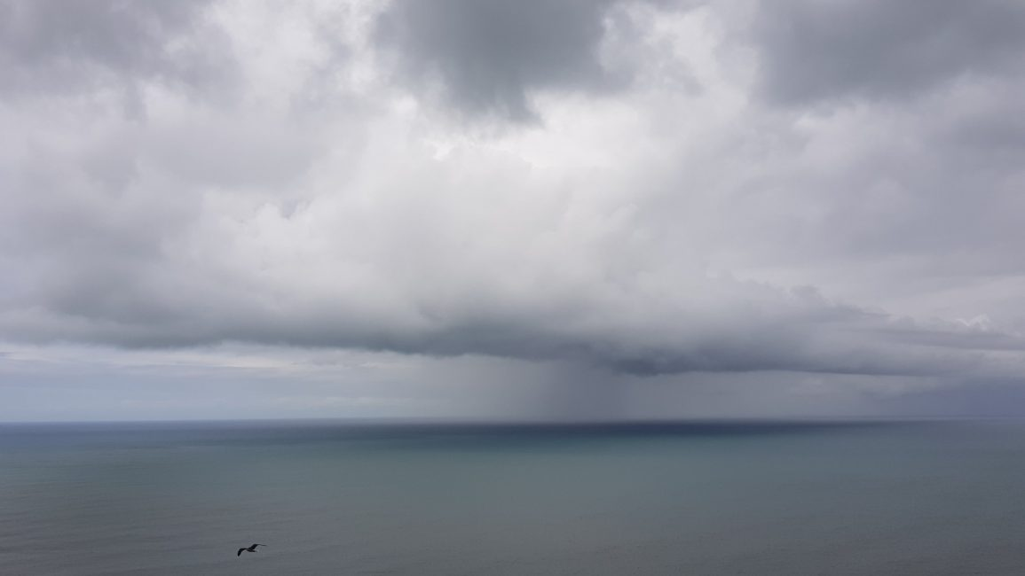 Storm to the West
