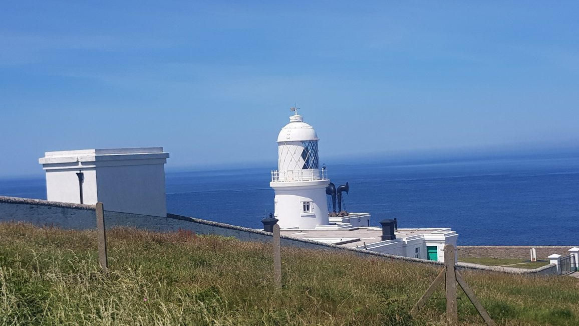 Pendeen Watch lighthouse