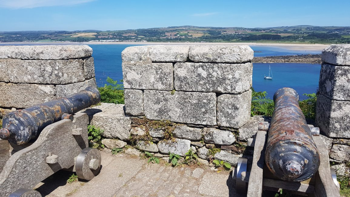 From St Michael's Mount