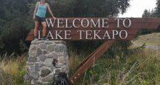 Te Araroa Trail Day 140 - My finish line Lake Tekapo