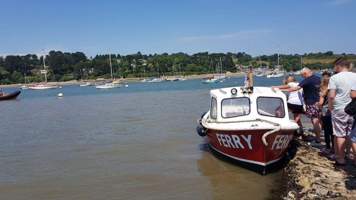 Helford ferry